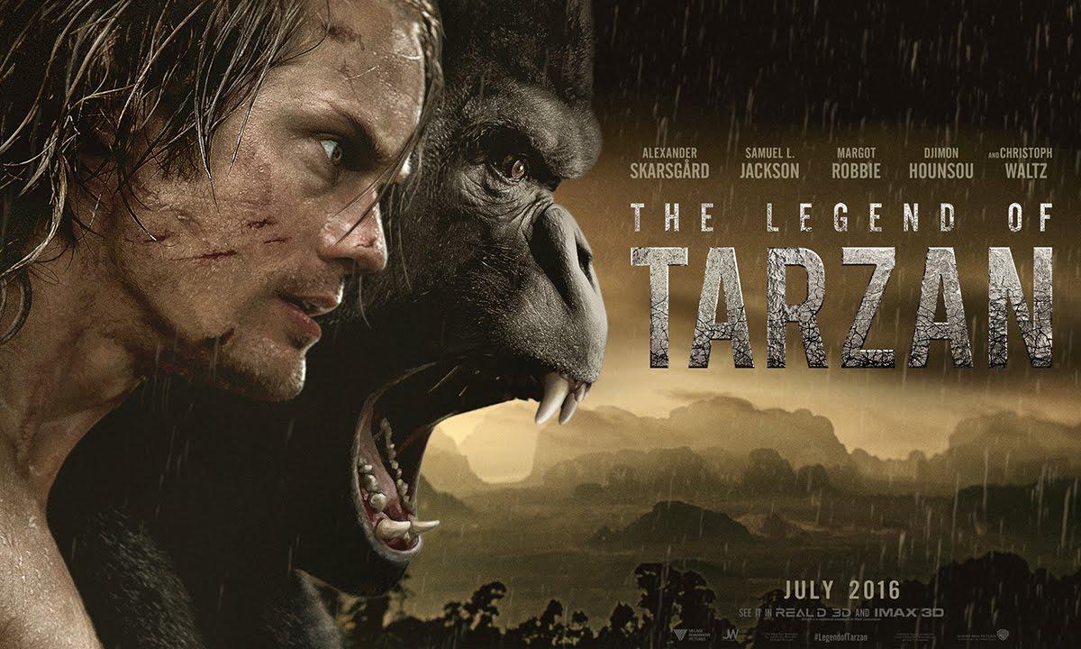 Trailer đẹp đến ngạt thở của Huyền Thoại Tarzan