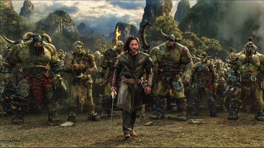 """""""Warcraft"""" vừa mở màn đã thắng lớn tại phòng vé Trung Quốc"""