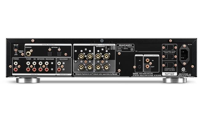 Marantz ra mắt dòng CD và ampli tích hợp 6006 series