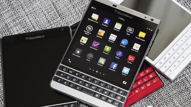 Blackberry phải nhờ tới Trung Quốc để tiếp tục làm smartphone?