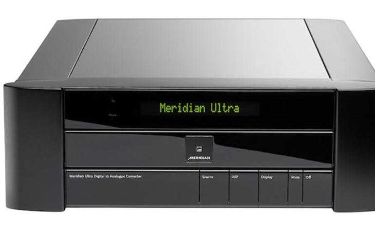 Meridian ra mắt bộ giải mã DAC đầu bảng có tên Ultra, giá 15.000 bảng