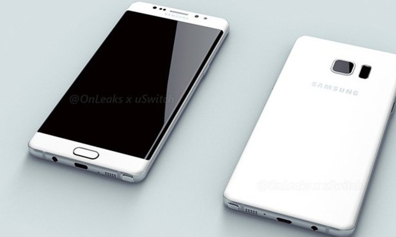 Lộ video Galaxy Note 7: Thiết kế không mới, thêm nhiều tính năng