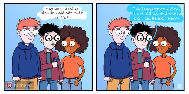 """Khi thế giới của Harry Potter không """"kì thị"""" công nghệ"""