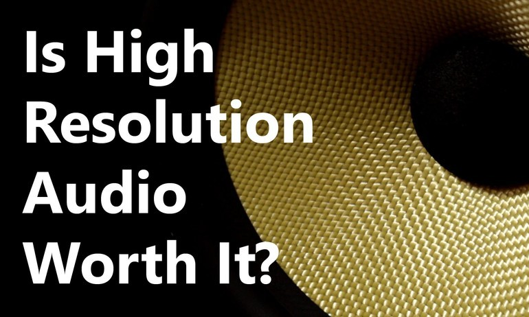 Người ta thực sự có thể phân biệt nhạc chất lượng Hi-Res và CD?