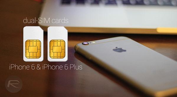 iPhone 7 sẽ có 2 khe cắm sim?