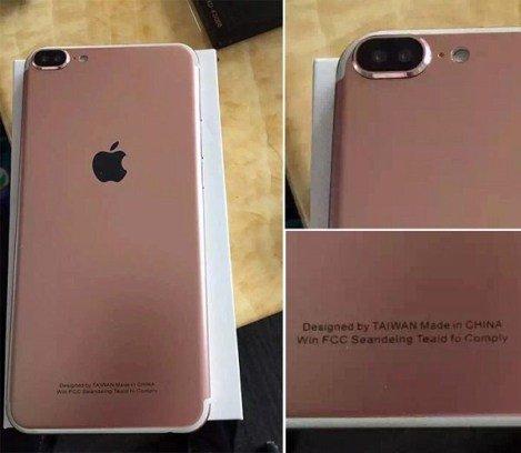 iPhone 7 đã kịp bị nhái trước cả khi ra đời
