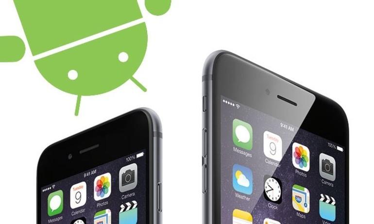 Chạy Android trên iPhone chỉ với 1 chiếc case