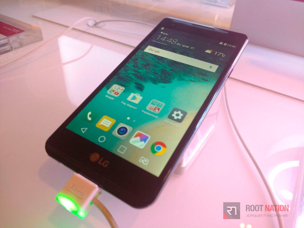 """LG âm thầm ra mắt X series: Giá rẻ, cấu hình thấp, pin """"khủng"""""""