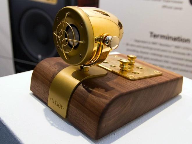 Chiêm ngưỡng quy trình sản xuất SuperTweeter của Tannoy