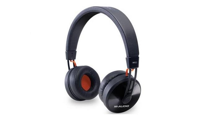 M-Audio M50 – tai nghe gọn nhẹ giá mềm dành cho người làm âm thanh