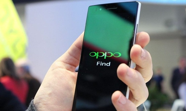 OPPO Find 9 lộ diện: Snapdragon 821, RAM 8GB, pin 4100mAh?