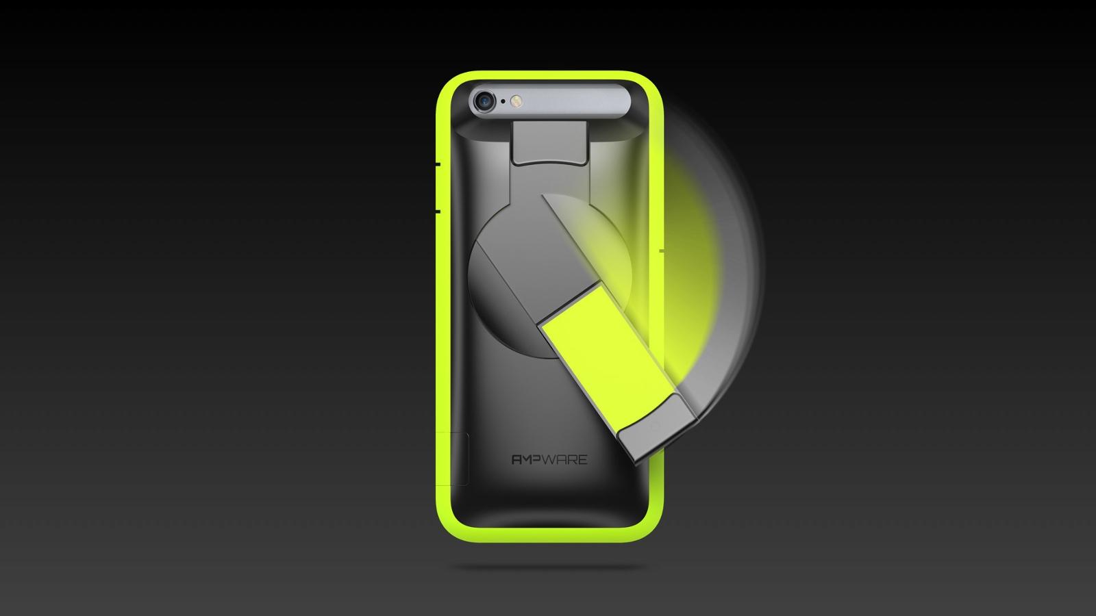 """Chỉ cần """"quay tay"""" cũng sạc được iPhone!"""