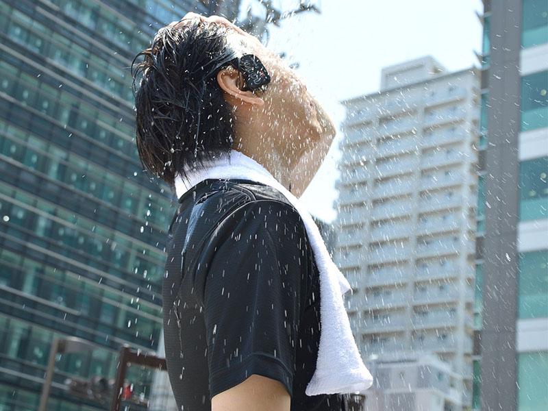 Sanko ra mắt máy nghe nhạc chống nước chuẩn IPX8, truyền âm qua xương