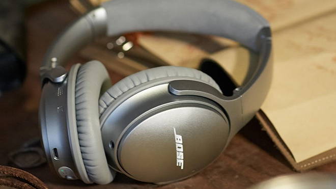 Bose ra mắt thế hệ mới của tai nghe QuietComfort, lần đầu có Bluetooth