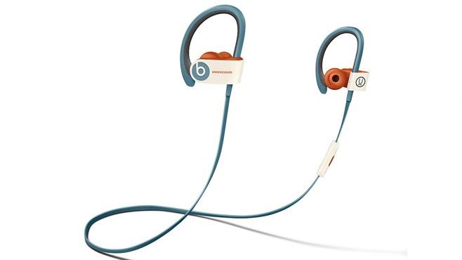 Beats giới thiệu tai nghe không dây Powerbeats2 phiên bản UNDERCOVER