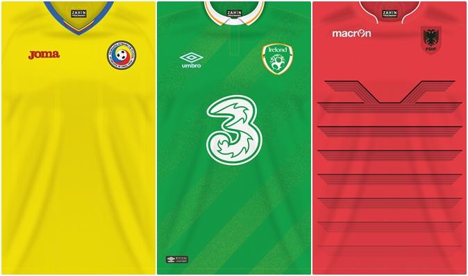Khoác áo 24 đội bóng Euro 2016 lên smartphone