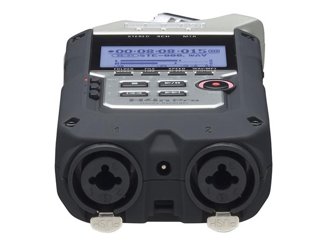Zoom ra mắt máy ghi âm đa năng H4n Pro, cải thiện chất lượng âm thanh