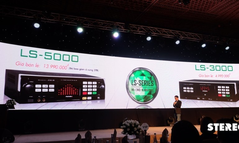 Paramax ra mắt đầu karaoke hi-end với nhiều tiện ích vượt trội