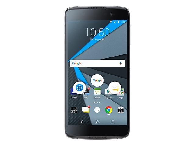Blackberry DTEK50 ra mắt: Alcatel sản xuất, tầm trung, giá 6.6 triệu