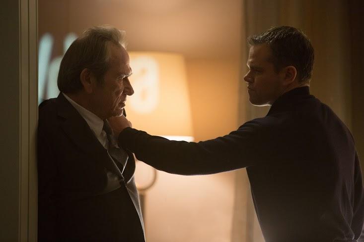 4 lý do không thể ra rạp mà không xem Jason Bourne