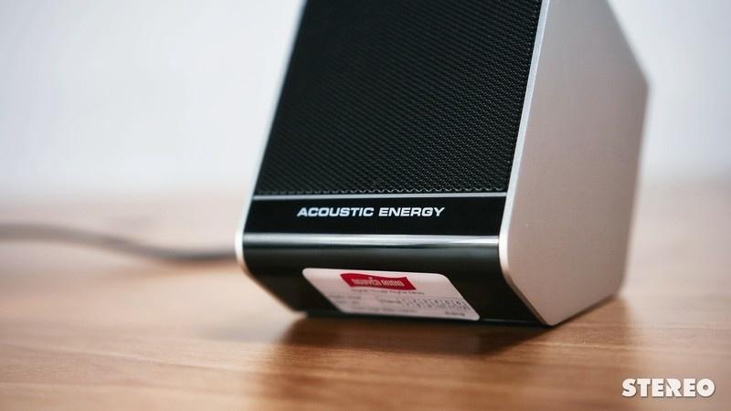 Trên tay Acoustic Energy Aego3: gọn gàng nhưng mạnh mẽ