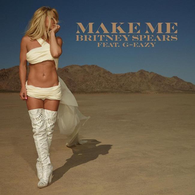 Britneys Spears đã trở lại và lợi hại hơn xưa với Make Me