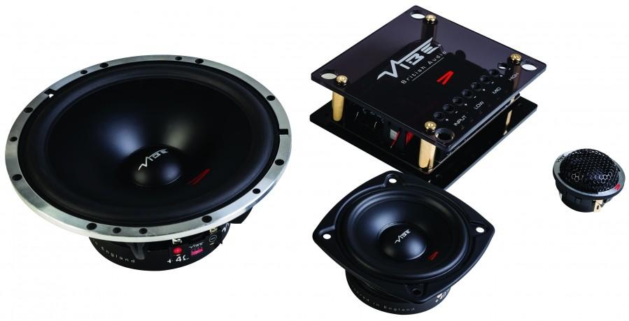 Vibe Audio ra mắt dòng loa CVEN cao cấp dành cho ô tô