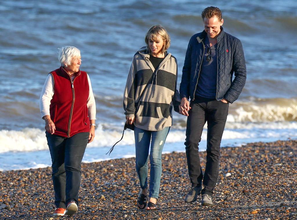 Chán viết tình cũ, Taylor Swift quay ra sáng tác về tình mới