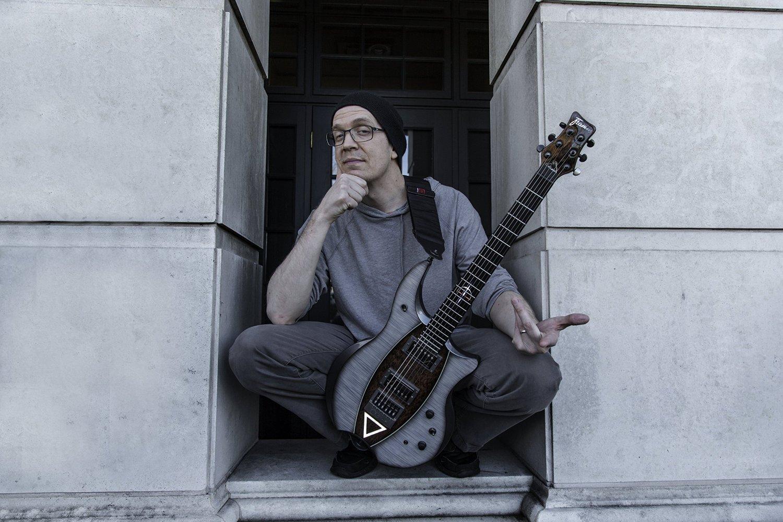 "Fishman giới thiệu dòng pickup Fluence ""Devin Townsend"" signature"