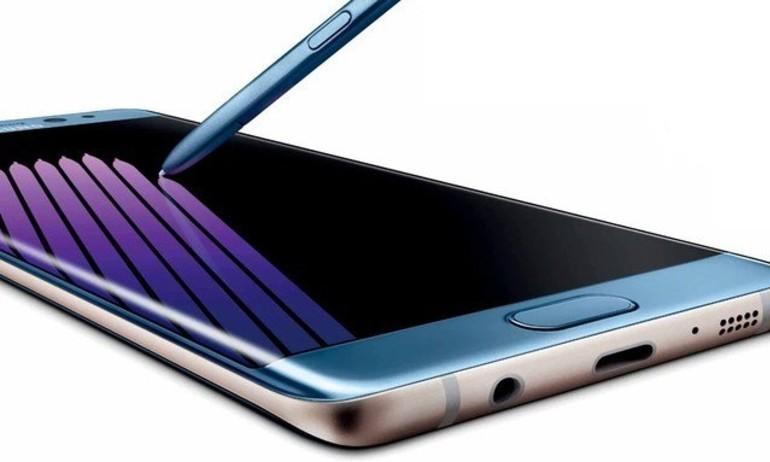 Vừa ra mắt, Galaxy Note 7 đã hỏng vì chủ nghịch dại