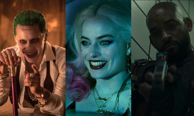 Harley Quinn chia sẻ tình tay ba với Joker, Deadshot trong Biệt Đội Cảm Tử