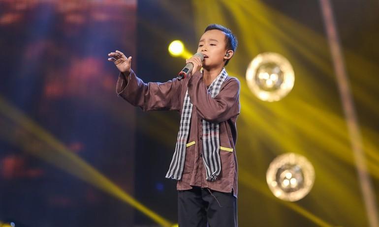 Hồ Văn Cường chiến thắng Vietnam Idol Kids bằng dân ca Nam Bộ