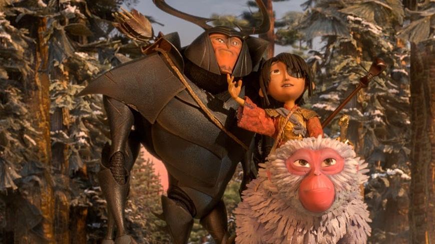Hoạt hình stop-motion Kubo Và Sứ Mệnh Samurai tung trailer kỳ ảo
