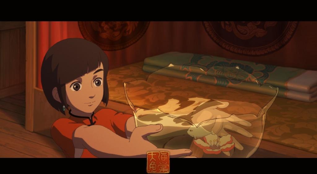 """Hoạt hình xứ Trung mở mang tầm mắt với """"Đại Ngư Hải Đường"""""""