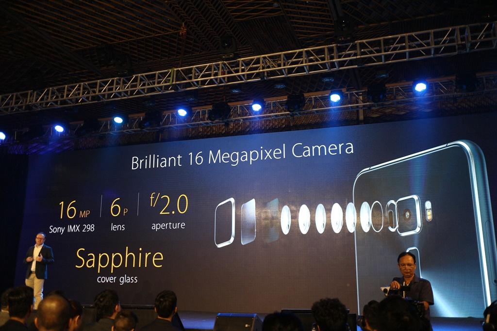 Zenfone 3 ra mắt tại Việt Nam: 5 phiên bản, giá từ 4.5 đến 18.5 triệu