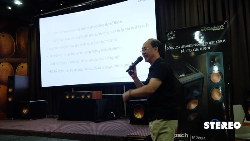 Anh Duy Audio ra mắt dòng loa xem phim không dây Klipsch Reference Premiere HD