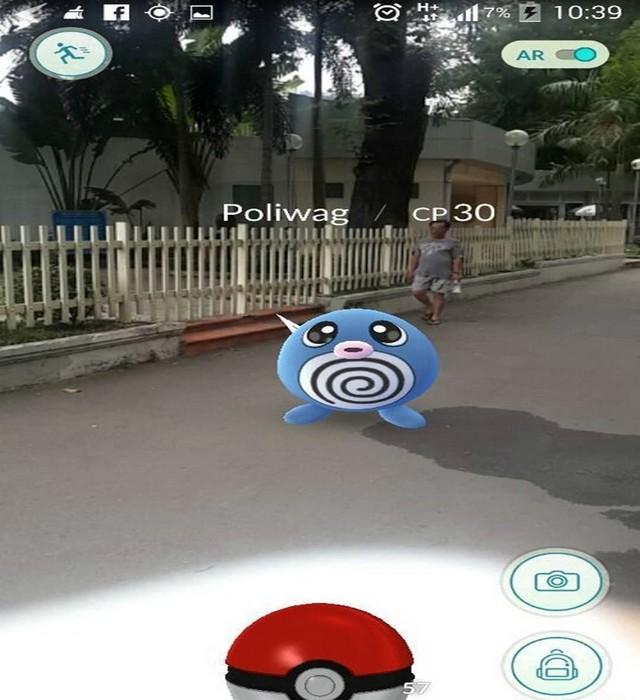 "Mải Pokemon Go, smartphone cũng ""Go"" luôn"