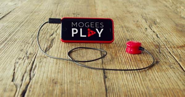 Mogees Play: Biến mọi đồ vật tầm thường thành nhạc cụ đẳng cấp