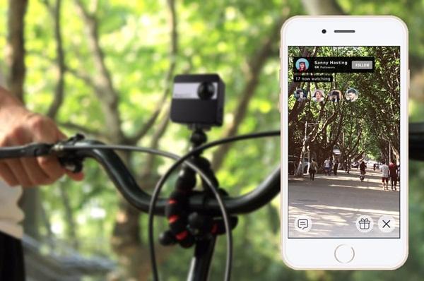 Nico360: Camera 360 độ nhỏ nhất sắp trình làng thế giới