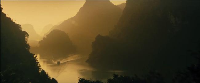 Ninh Bình ảo diệu trong trailer bom tấn Kong: Skull Island