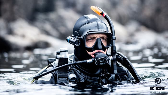 Octospot Dive Camera: Con mắt thần của đại dương