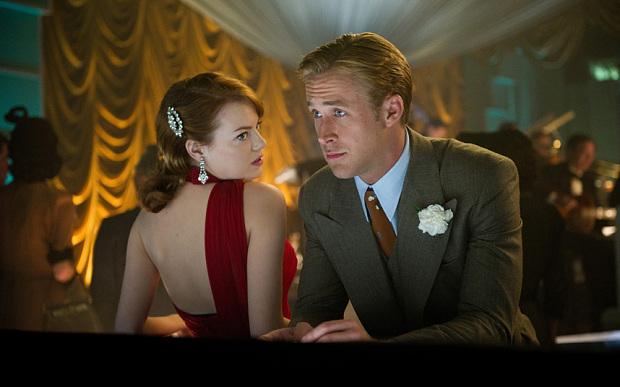"""Ryan Gosling và Emma Stone """"yêu điên dại"""" trong La La Land"""