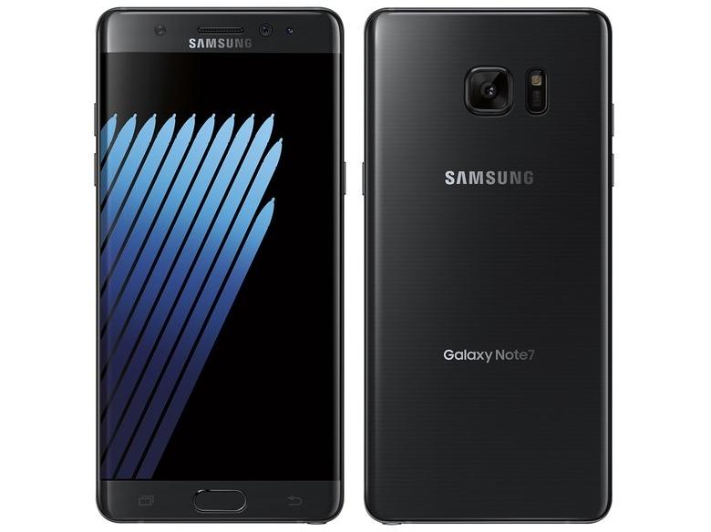 Galaxy Note 7 hiện nguyên hình: Màn hình cong tràn, màu sắc mới