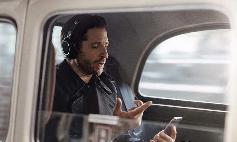 Sennheiser ra mắt tai nghe NC không dây PXC 550, giá 9 triệu đồng