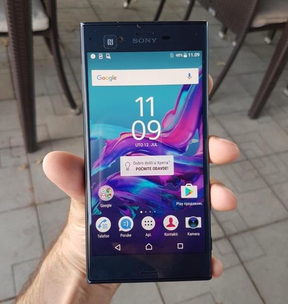 Flagship Sony lộ hình ảnh: Thiết kế mới, tính năng mới