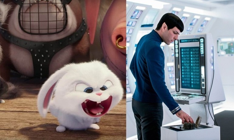 Star Trek: Beyond soán ngôi đầu bảng của The Secret Life of Pets