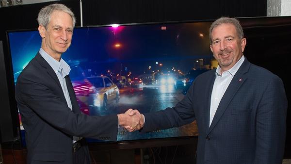 """TV OLED Signature 4K của LG đạt giải """"TV tốt nhất năm 2016"""""""