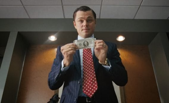 "Wolf of Wall Street sở hữu 569 từ ""Fu**"""