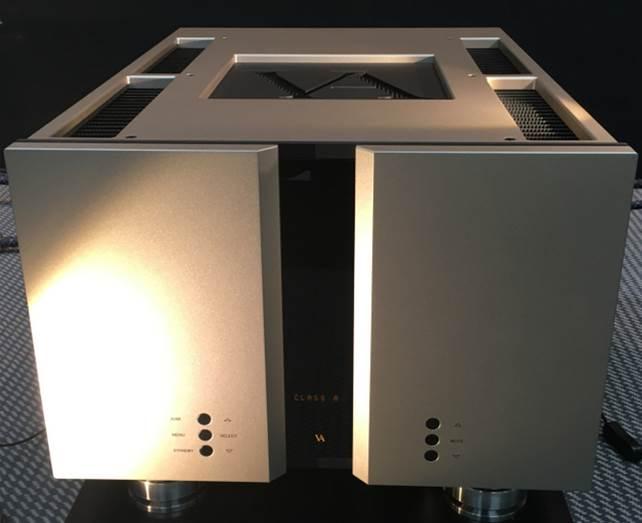 Vitus Audio SS-103 ampli thuần bán dẫn chạy cả class A & AB