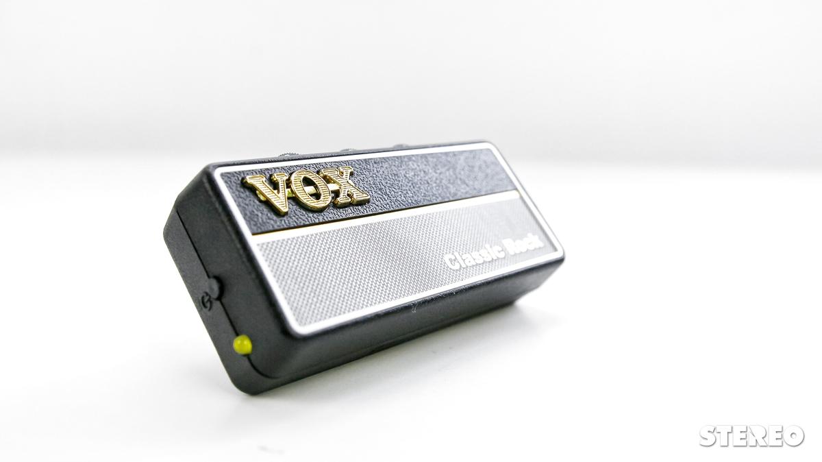 Trên tay nhanh Vox amPlug 2: rock di động trong tầm tay
